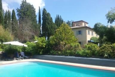 Villa Leopoldina con piscina 7