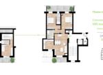 Duplex Firenze sud Lungarno nuova costruzione 715k €