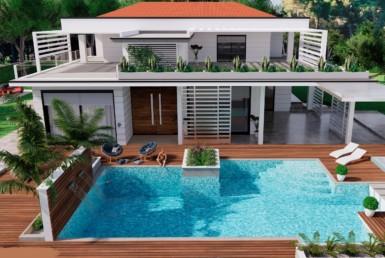 Villa con dependance allo stato grezzo ideale per personalizzazione 5