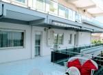 Appartamento con ampia terrazza in Residence 5